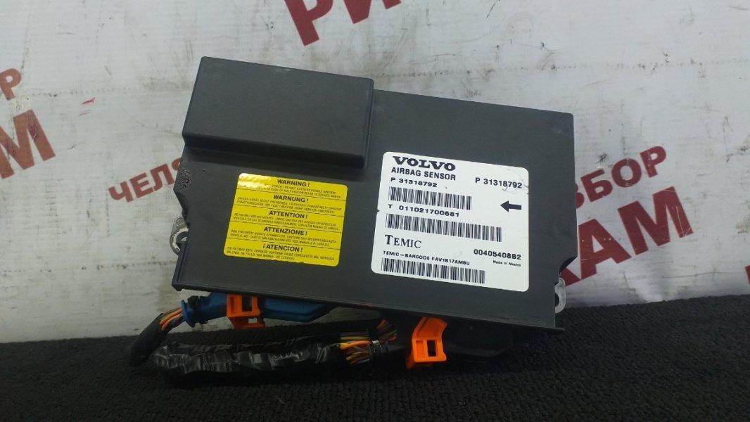 Блок управления airbag Volvo Xc60 DZ70 D5244T10 2011