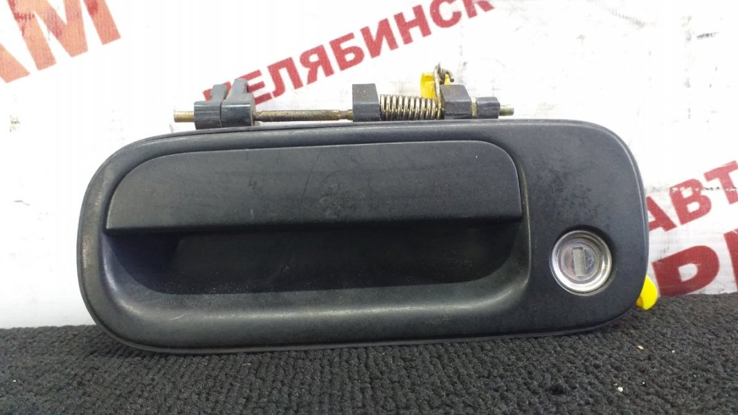 Ручка дверная Renault Megane LM F4R 2006 левая