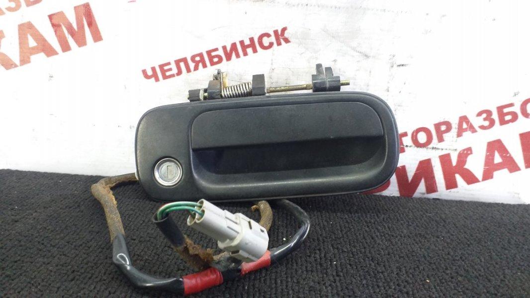 Ручка дверная Renault Megane LM F4R 2006 передняя правая