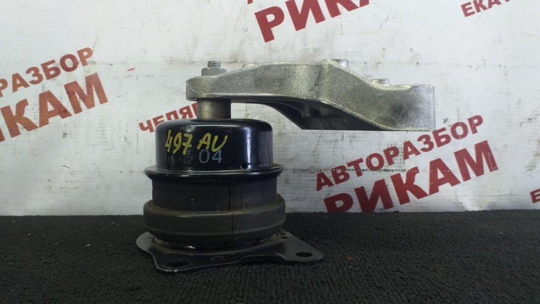 Подушка двс Skoda Rapid NH1 CAX 2015