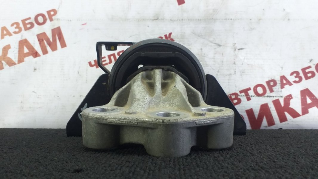 Подушка мкпп Chevrolet Aveo T300 F16D4 2012 левая