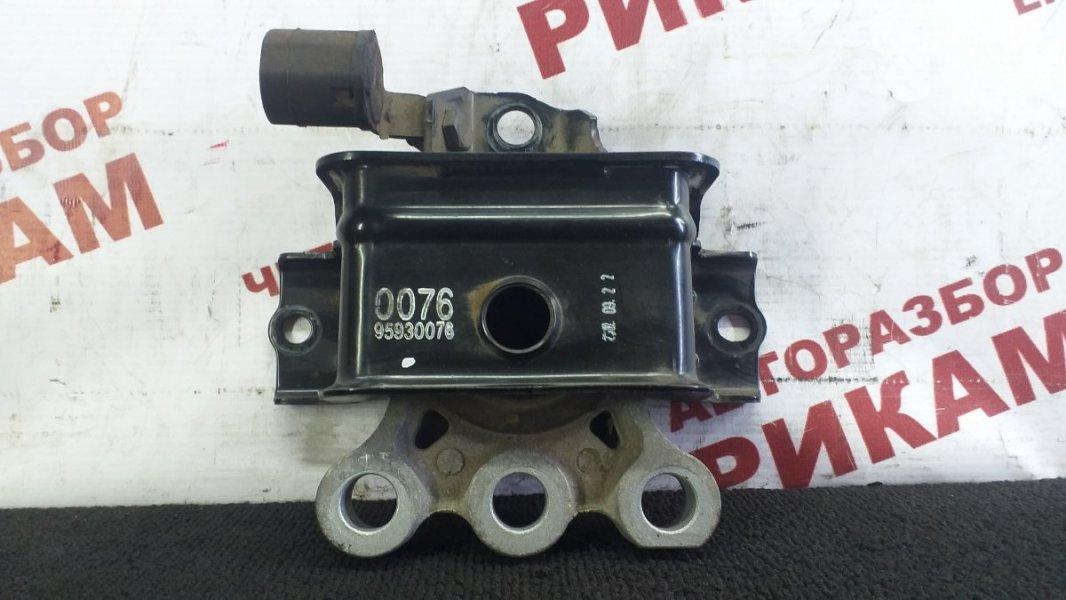 Подушка двс Chevrolet Aveo T300 F16D4 2012