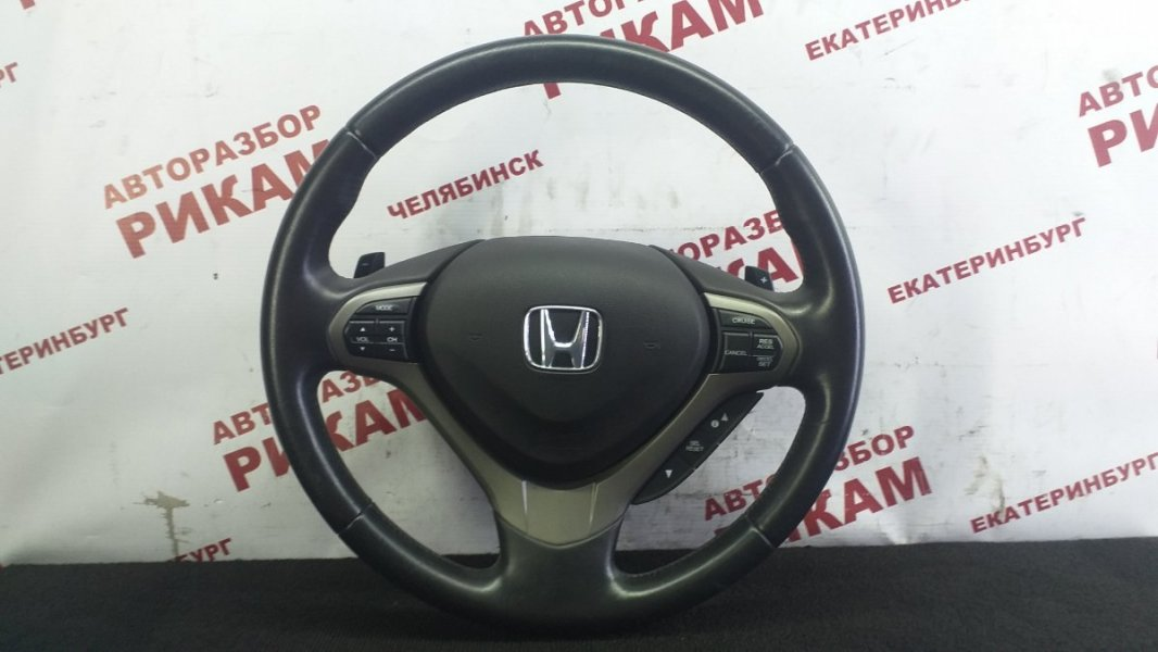 Руль Honda Accord CU2 K24Z3 2009