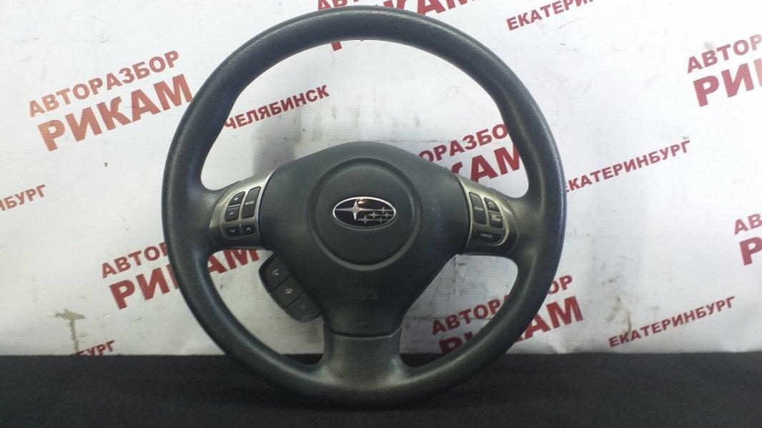 Руль Subaru Forester SHM FB25A 2012