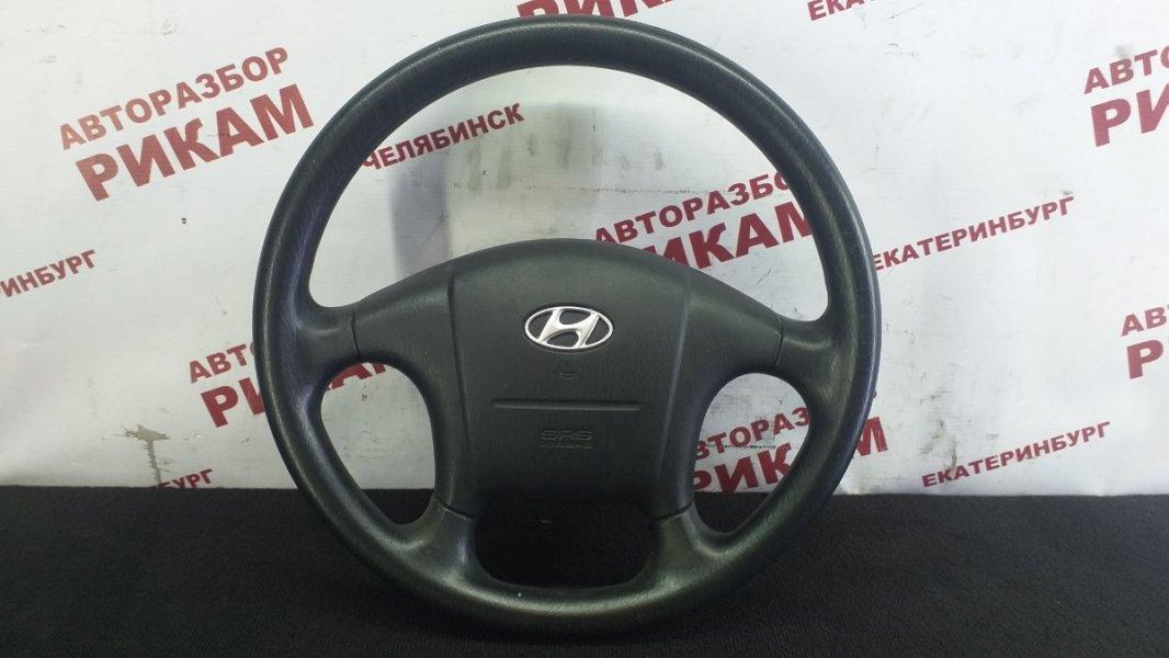 Руль Hyundai Sonata EF G4JS 2003
