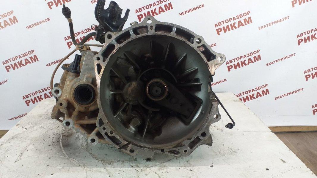 Механическая кпп Mazda Mazda3 BL LF-VE 2010