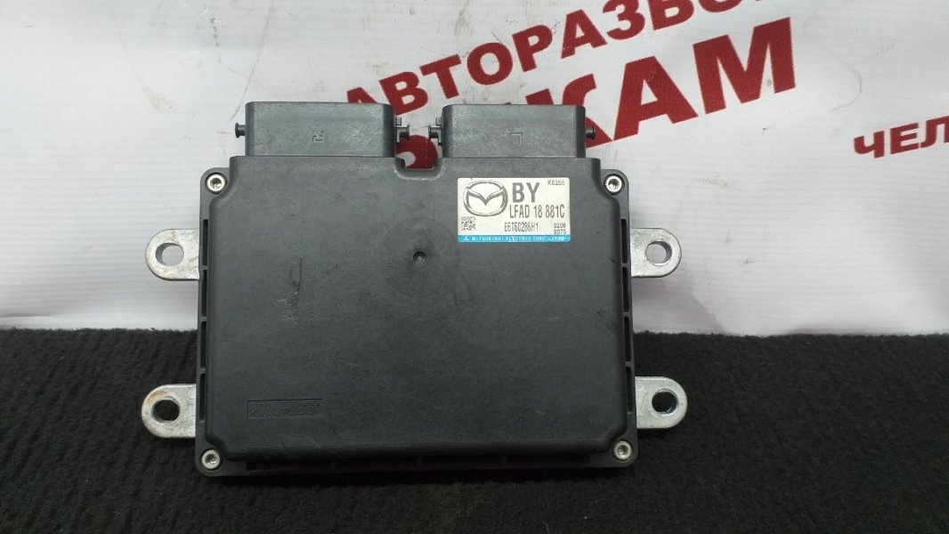 Блок управления Mazda Mazda3 BL LF-VE 2010