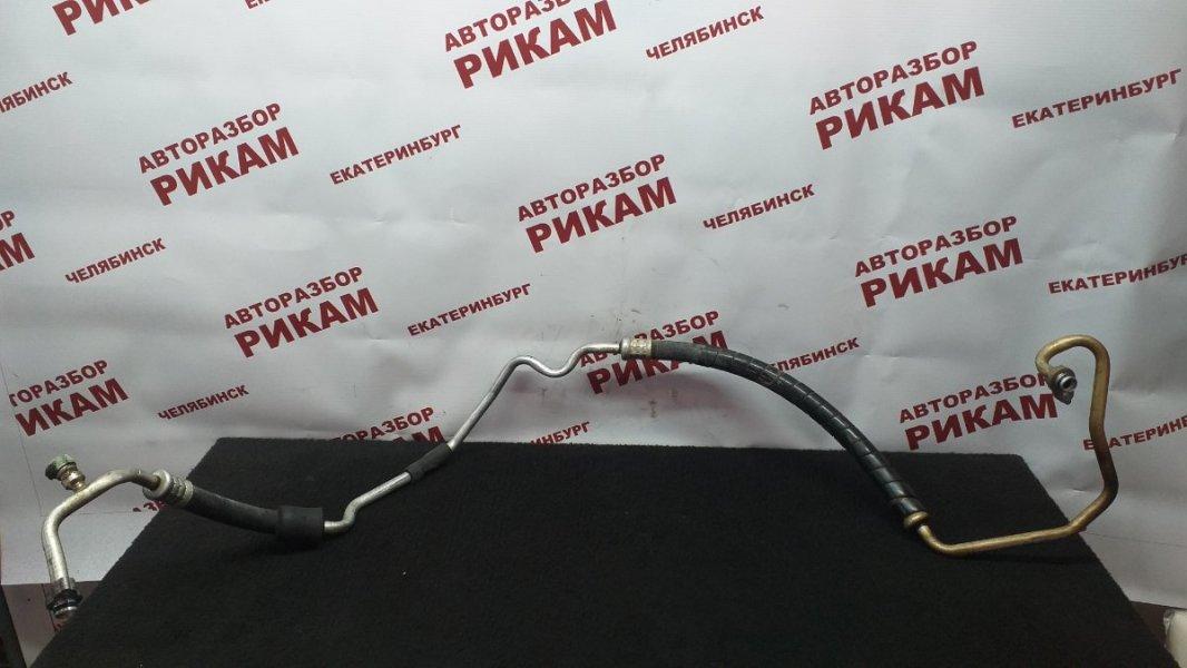 Трубка компрессора кондиционера Mazda Mazda3 BL LF-VE 2010