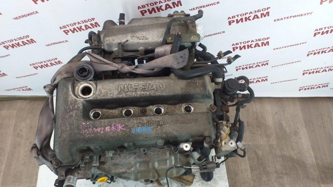 Двигатель Nissan Serena PC24 SR20DE 2001