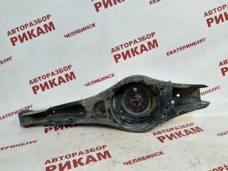 Рычаг Skoda Octavia A5 1Z5 CAX 2012 задний правый