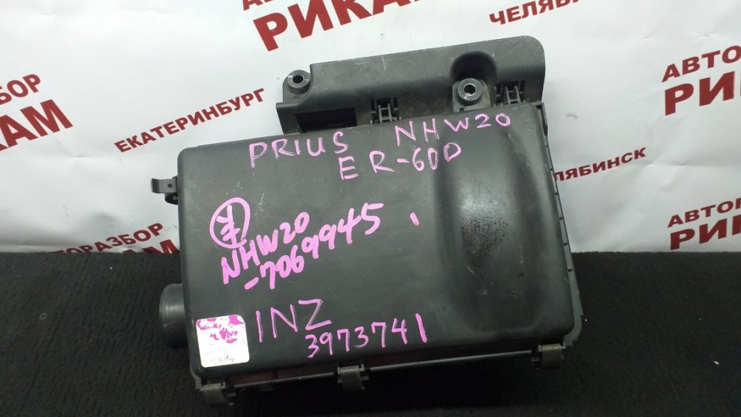 Корпус воздушного фильтра Toyota Prius NHW20 1NZ-FXE 2006