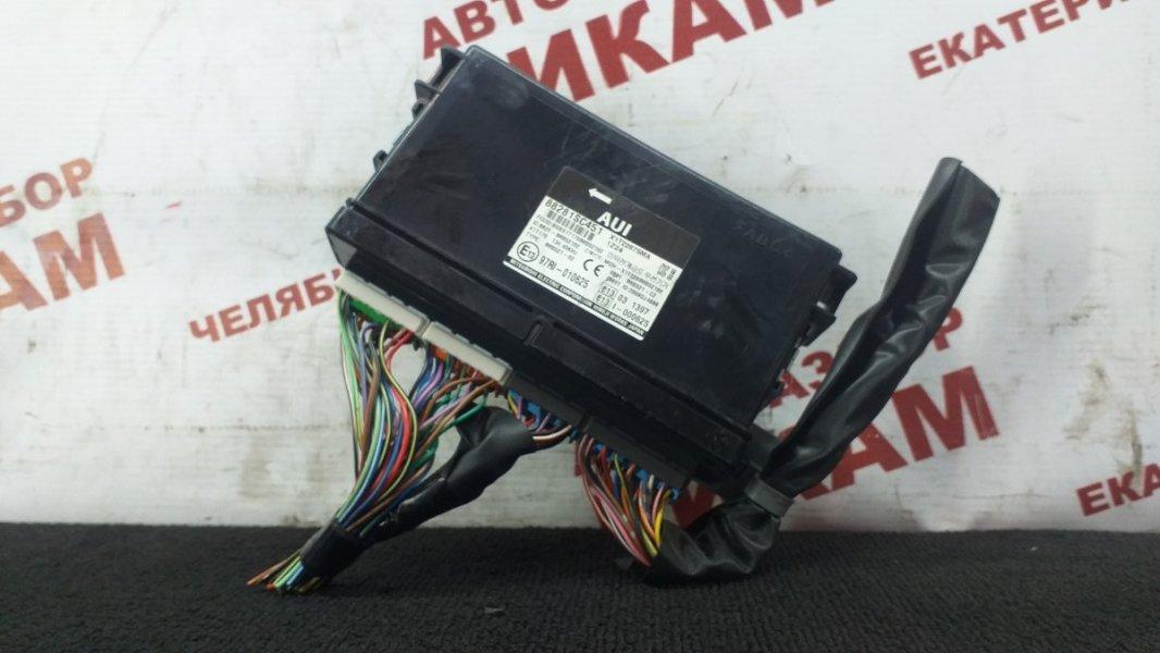 Блок управления Subaru Forester SHM FB25A 2012
