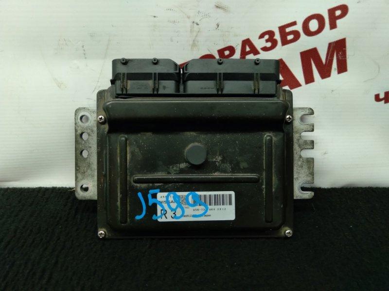 Блок управления Nissan Wingroad WFY11 QG15DE 2002