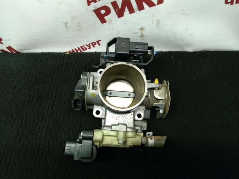 Дроссельная заслонка Honda Fit GD1 L13A 2007