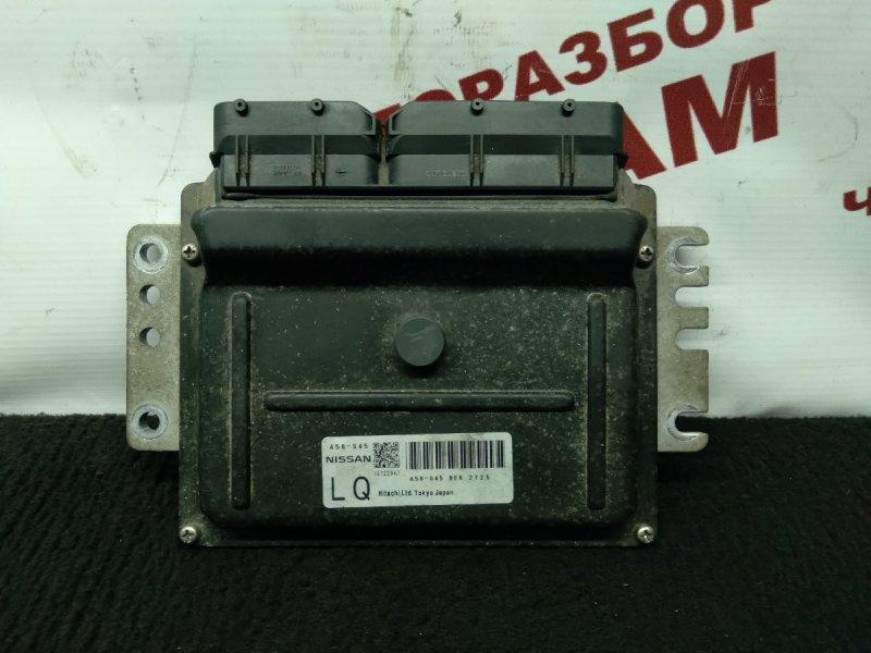 Блок управления Nissan Sunny FB15 QG15DE 2002