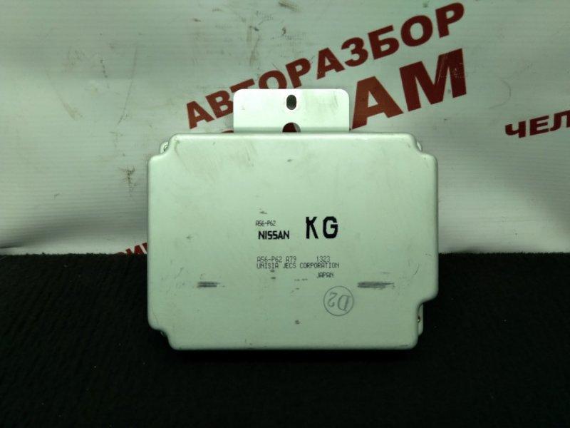Блок управления Nissan Bluebird Sylphy FG10 QG15DE 2001