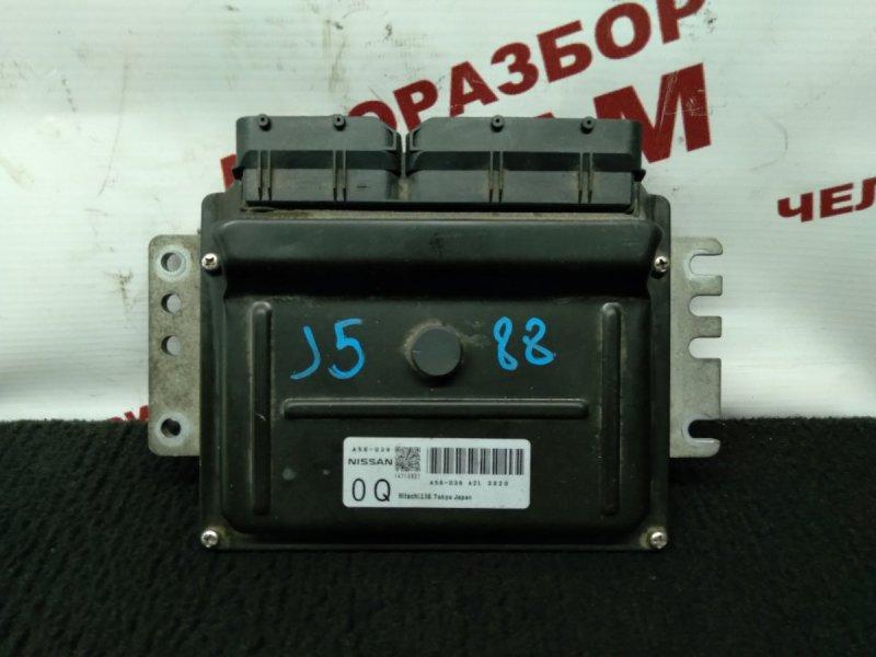 Блок управления Nissan Bluebird Sylphy FG10 QG15DE 2003