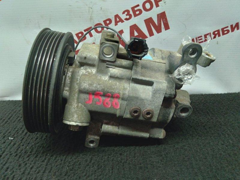 Компрессор кондиционера Nissan Bluebird Sylphy FG10 QG15DE 2003