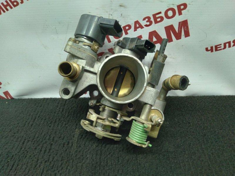 Дроссельная заслонка Nissan Pulsar N15 GA16DE 1998