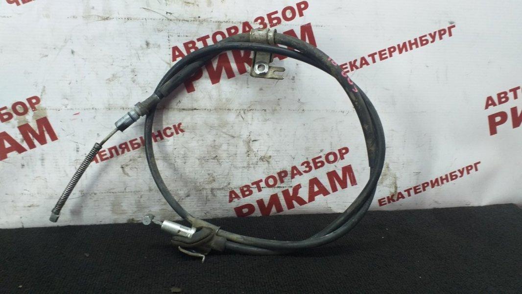 Трос ручника Honda Fit GD1 L13A 2007 задний левый