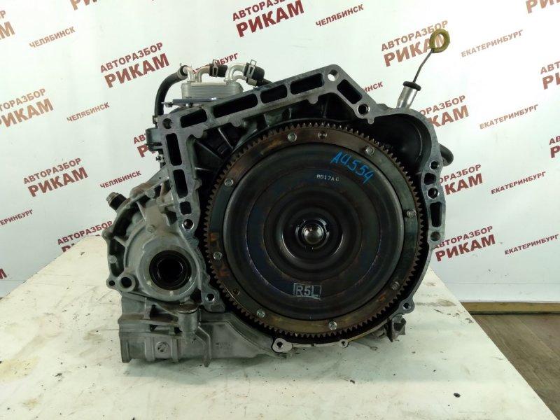 Автоматическая кпп Honda Accord CU2 K24Z3 2012
