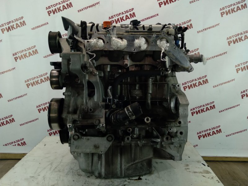 Двигатель Honda Accord CU2 K24Z3 2009
