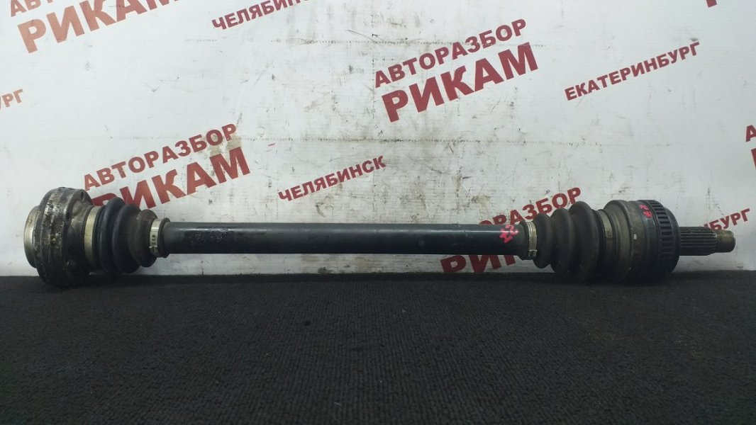 Привод Bmw 3-Series E90 N46B20 2005 задний правый