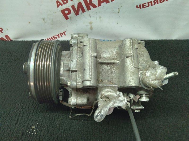 Компрессор кондиционера Honda Civic FK2 R18Z4 2013