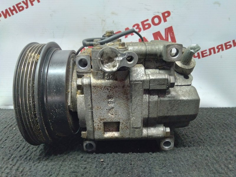 Компрессор кондиционера Mazda 626 GF FS-DE 2000