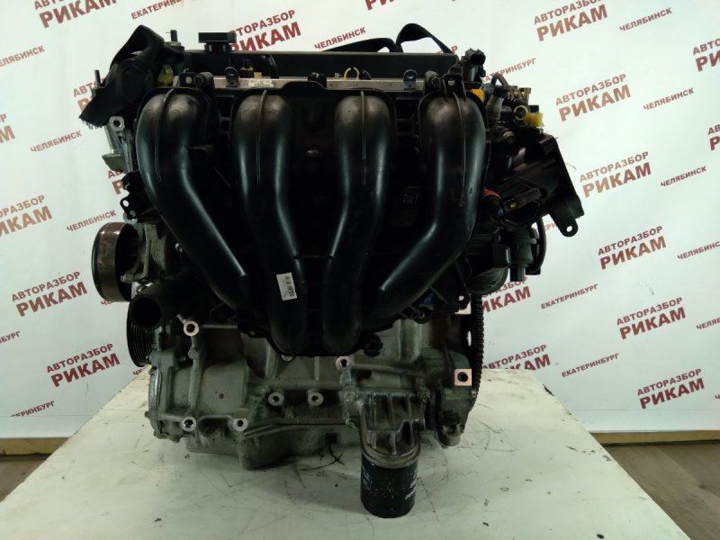 Двигатель Mazda Mazda3 BL LF-VE 2010
