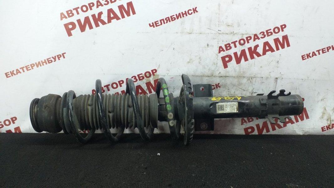 Стойка Skoda Rapid NH1 CAX 2015 передняя