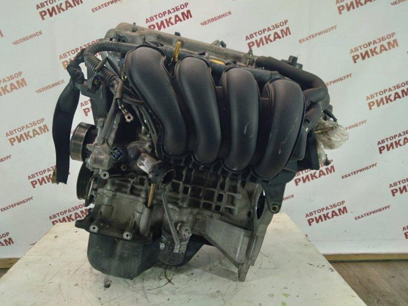 Двигатель Toyota Wish ZNE14 1ZZ-FE 2003
