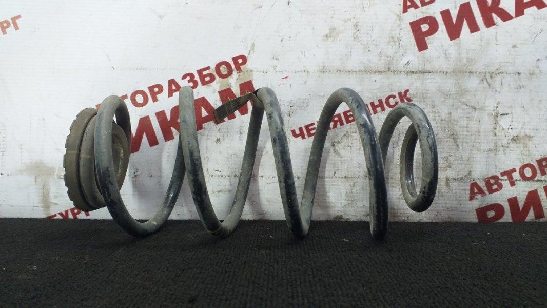 Пружина Chevrolet Aveo T300 F16D4 2012 задняя