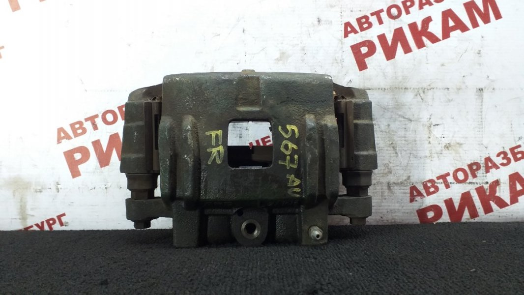 Суппорт тормозной Great Wall Hover 4G69S4N 2010 передний правый