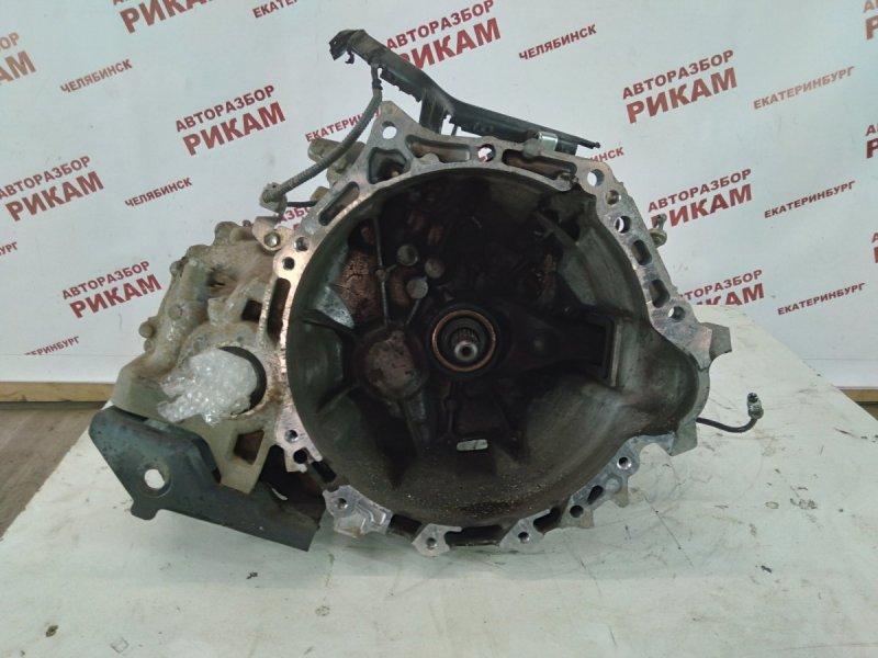 Механическая кпп Toyota Yaris NCP93 1NZ-FE 2011