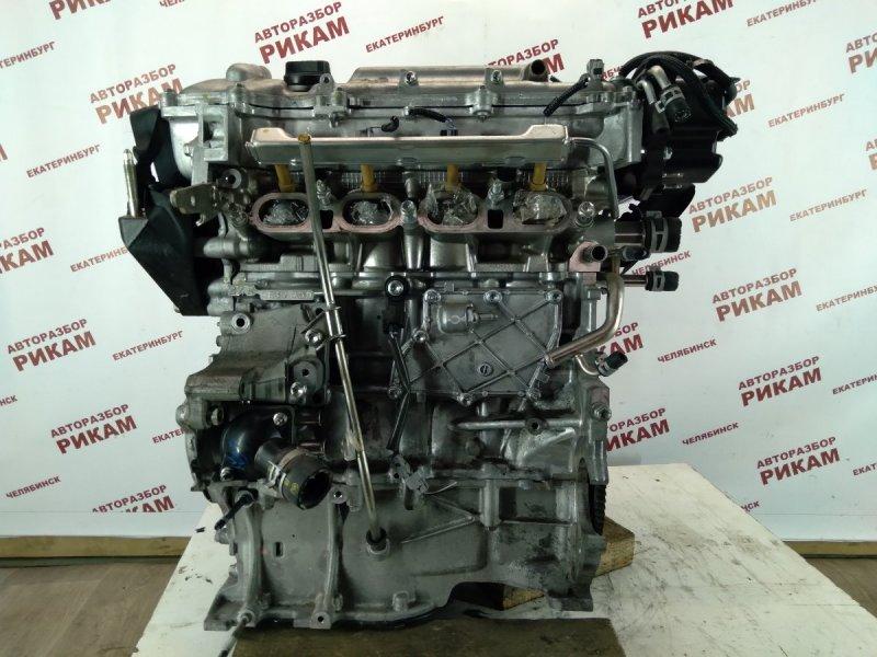 Двигатель Toyota Auris ZRE182 2ZR-FE 2018