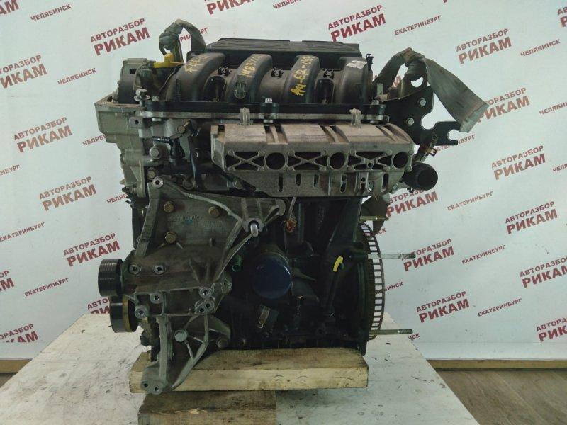 Двигатель Renault Scenic JA13 F4R747 2003