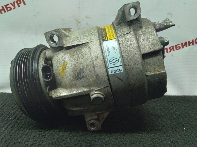 Компрессор кондиционера Renault Scenic JA13 F4R747 2003