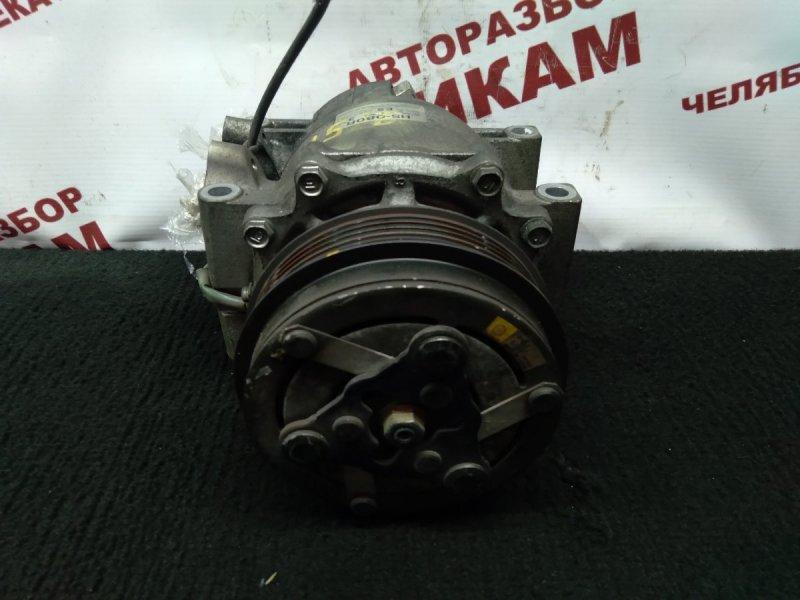 Компрессор кондиционера Honda Fit GD1 L13A