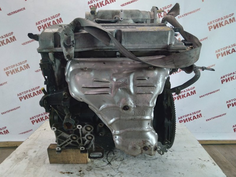 Двигатель Mazda 323 BJ ZM-DE 2001