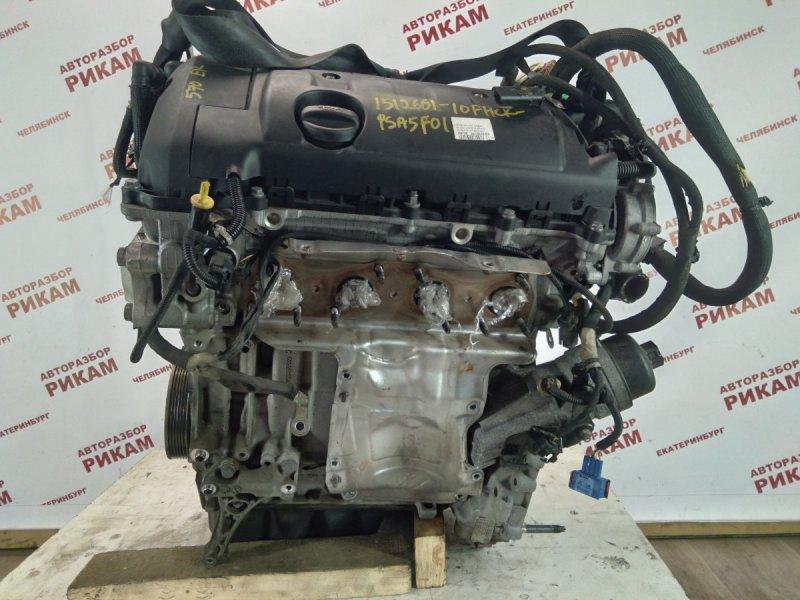 Двигатель Peugeot 207 WC EP6C 2012