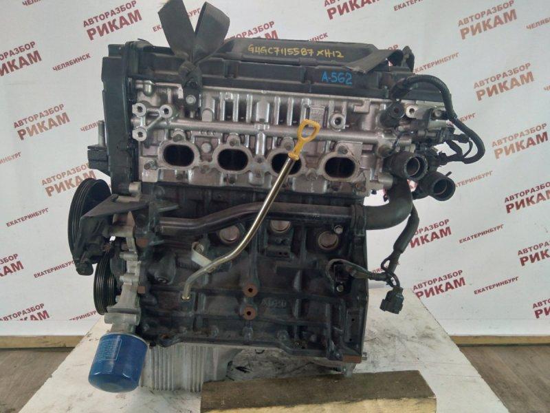 Двигатель Hyundai Elantra HD G4GC 2007