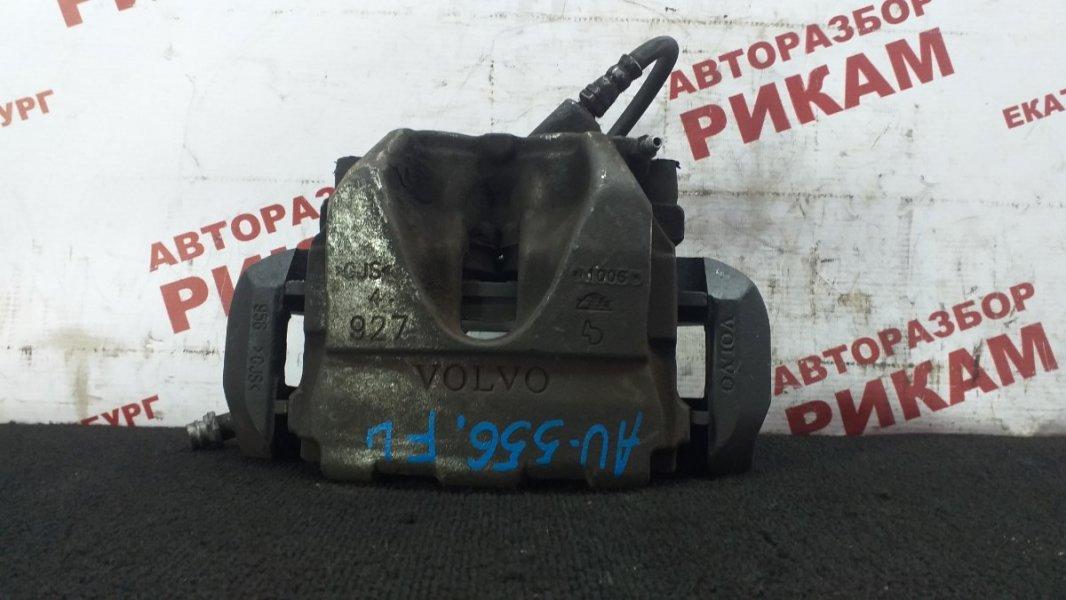 Суппорт тормозной Volvo Xc60 DZ70 D5244T10 2011 передний левый