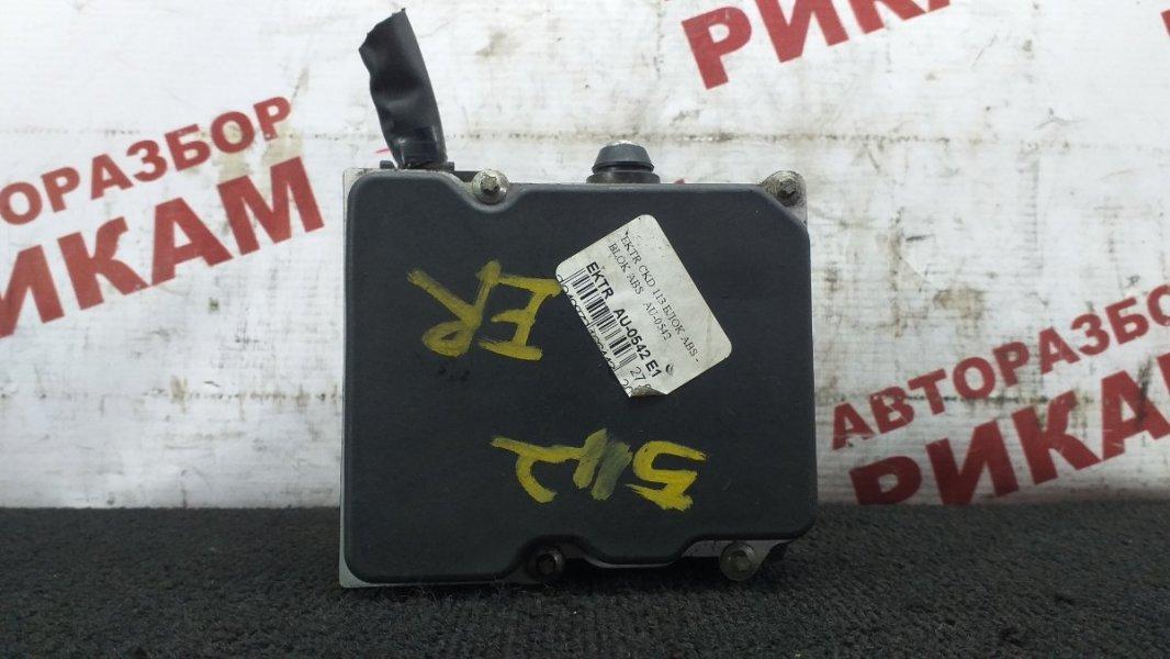 Блок abs Subaru Forester SHM FB25A 2012