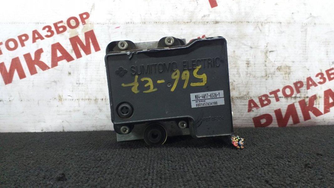 Блок abs Mitsubishi Outlander CU5W 4G69 2006