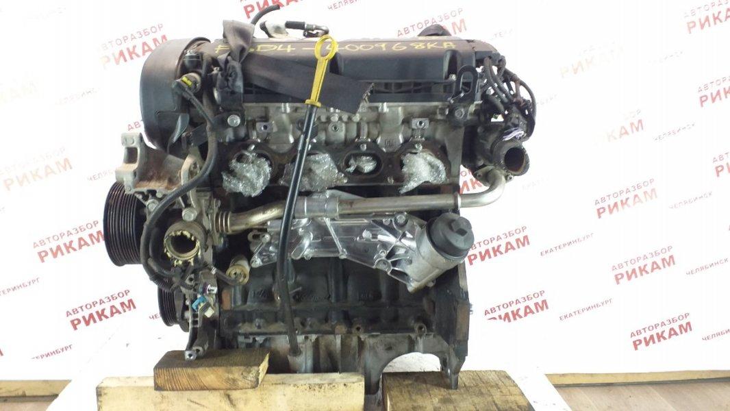 Двигатель Chevrolet Aveo T300 F16D4 2012
