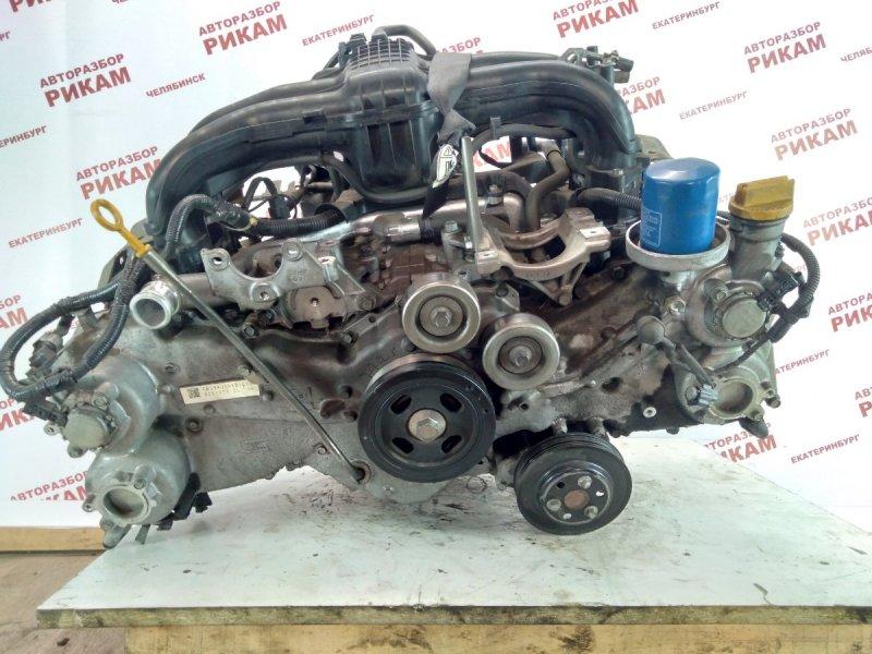 Двигатель Subaru Forester SHM FB25A 2012