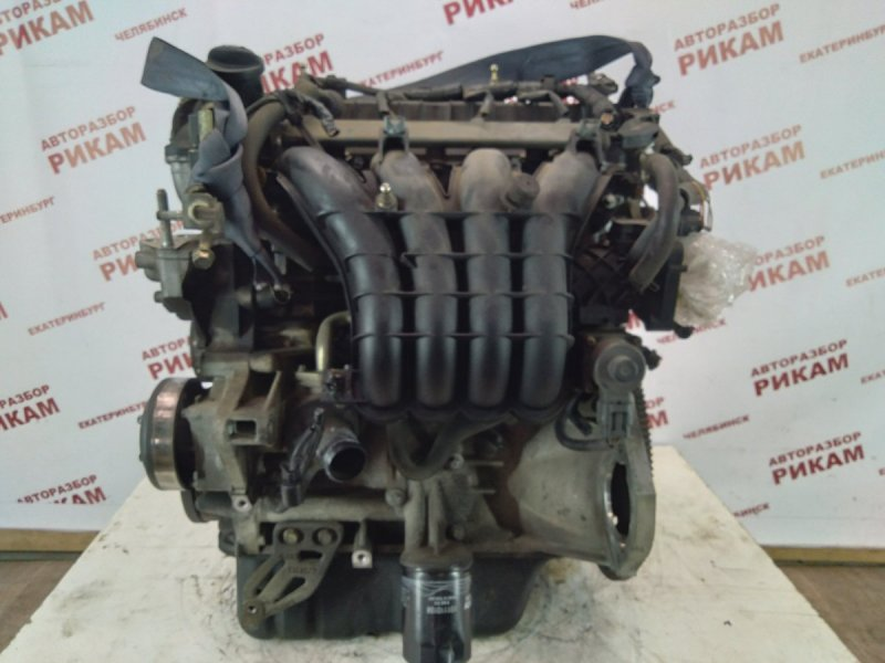 Двигатель Mitsubishi Colt Plus Z23W 4A91 2004