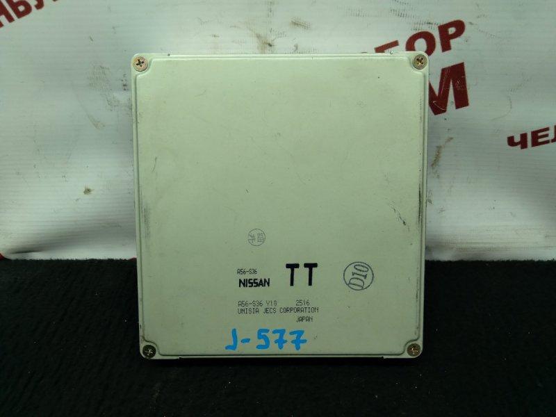Блок управления Nissan Serena TC24 QR20DE 2002