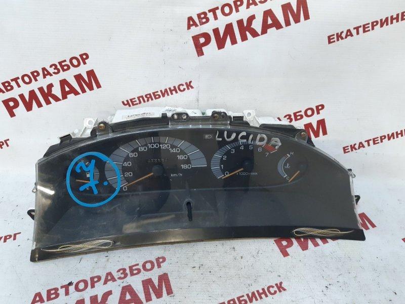 Панель приборов Toyota Estima Lucida CXR10